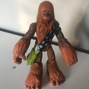 Chewbacca Toy Figure